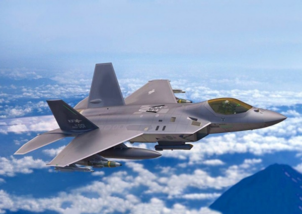 S. Korea Unveils First Fighter Jet: KF-X Vs. China's J-20— Is Faster?