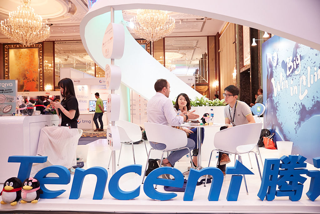 Image Tencent Challenges Google, Microsoft in Cloud Services Race; Launches Data Center in Indonesia