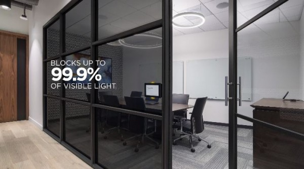 Halio Smart-Tinting Glass - For Windows, Walls, & Skylights