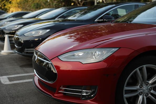 Modified Tesla Model 3 Brings All Japan EV Grand Prix Win Against Porsche Taycan Turbo S