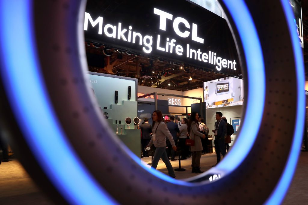 TCL's 2019 Consumer Electronics Show Highlights New Products And Technology