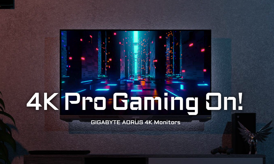 """Gigabyte Aorus Gaming Monitor: 4K 48"""" OLED Display and Why It's Good for Gaming"""