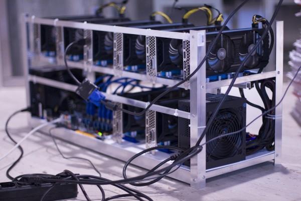 Crytocurrency Mining Setup