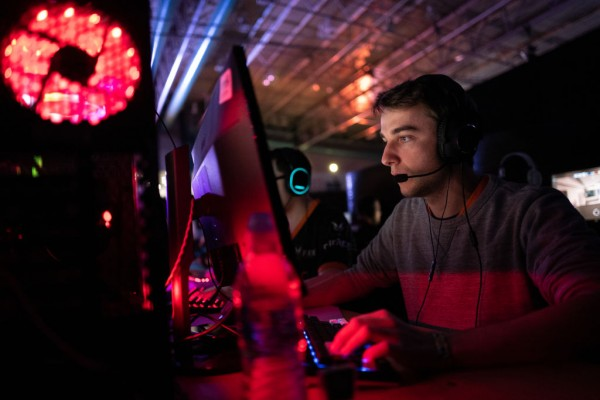 Gamers Come Together To Compete At The epicLAN Esports Tournament