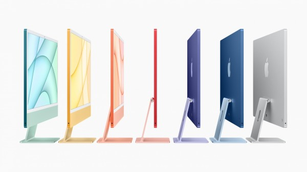 iMac 2021 M1 from Spring Loaded Event