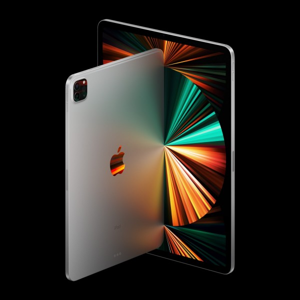 iPad Pro 2021 M1 from Spring Loaded Event