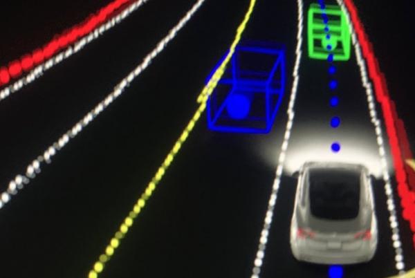 Tesla FSD Vector Renders