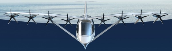 Regent is Now Developing Electric Ferry for 2025—'Sea Glider' Could Reach up to 180 Mph