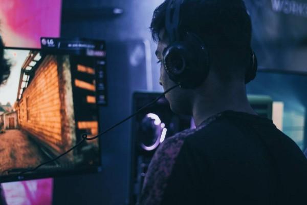 gamer focused