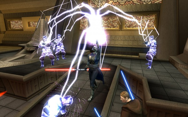 Star Wars: Knights of the Old Republic II: Sith Lords