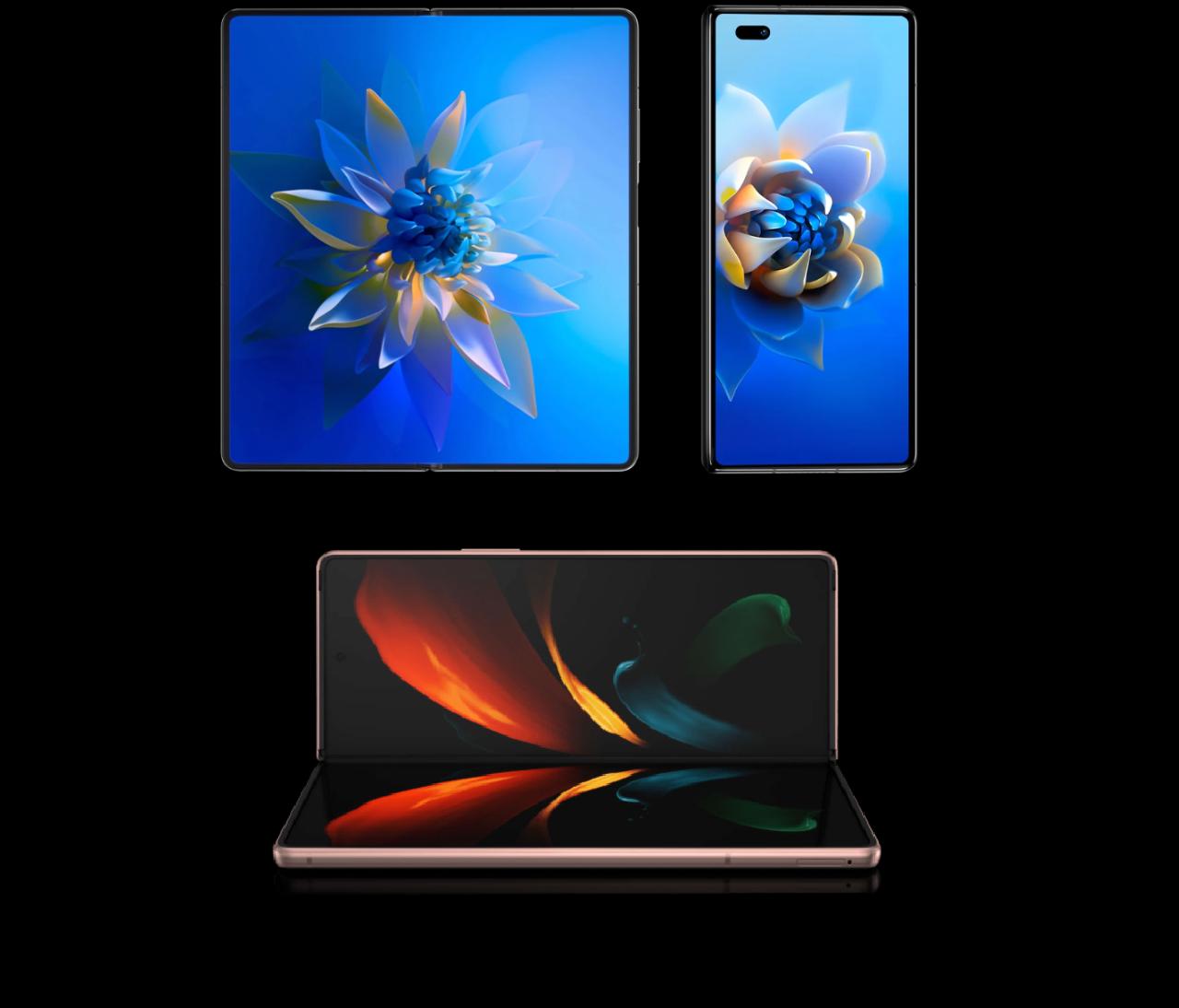 Huawei Mate X2 VS Samsung Galaxy Z Fold 2: Which Folding Smartphone Would Win?