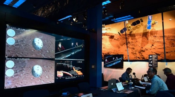 nasa spacex control room
