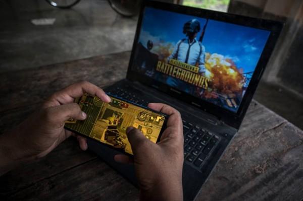 battle royale game pubg on mobile