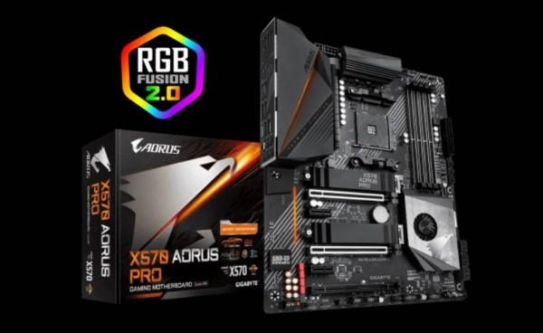 amd x570 motherboard