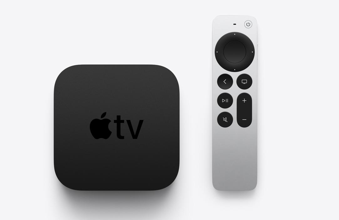 Apple TV New Siri Remote