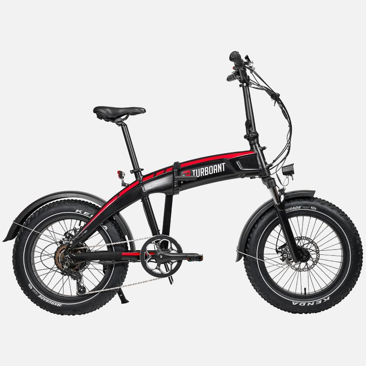 Turboant Swift S1 Foldable Electric Bicycle