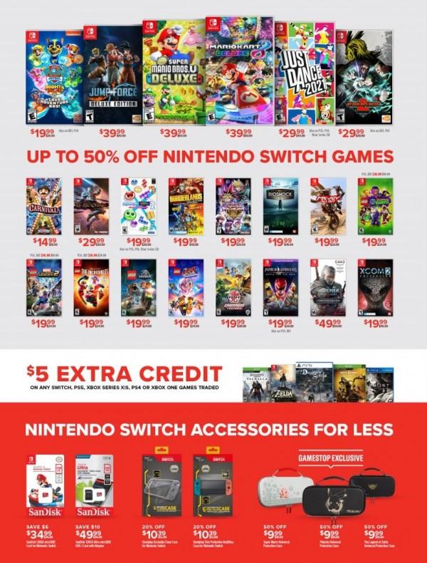 GameStop Pro Day Sale (3)