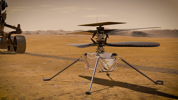 NASA's Scott Hubbard Hopes to See Crewed Mission to Mars: Ingenuity Helicopter Achieves New Feat