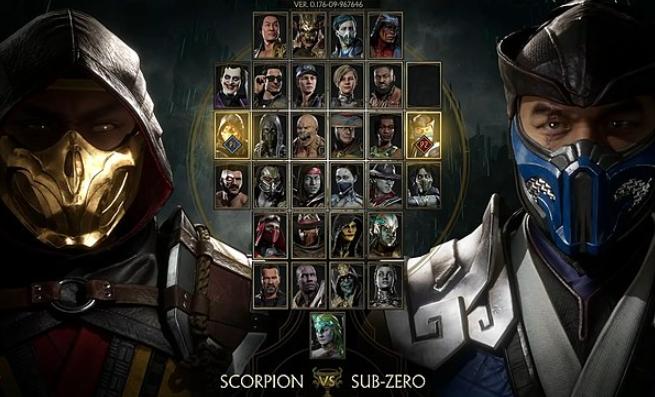Mortal Kombat Characters Preorder: How to Get Scorpion VS Sub Zero
