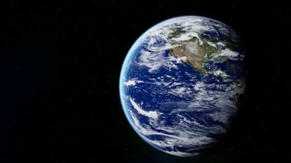 climate change tilting earth's axis