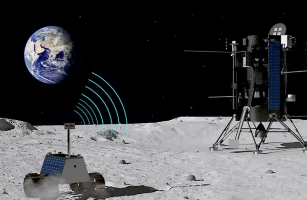 Nokia 4G on Moon is Happening; Lunar Rover to Carry Communication Through Space