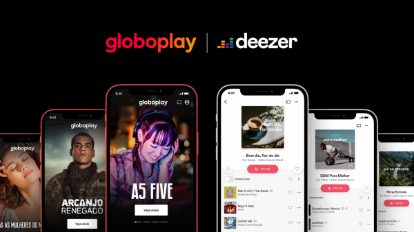 Deezer Teams Up With Globoplay in Brazil