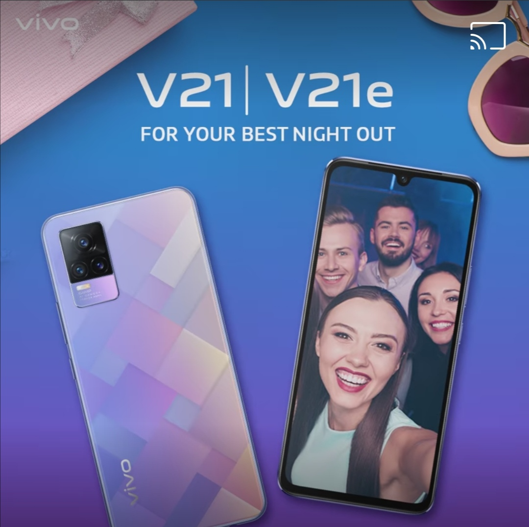 Vivo V21 Teaser Launch in its Official Facebook Page
