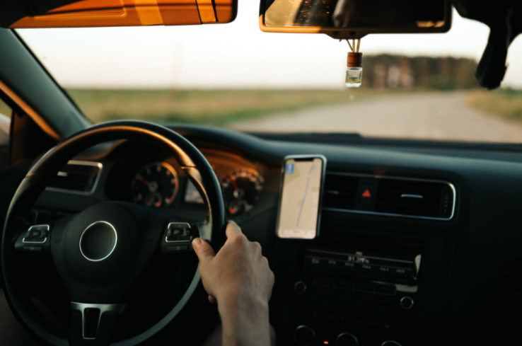 UK self-driving cars