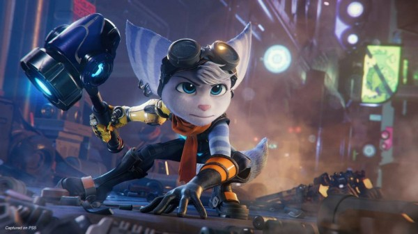 ratchet and clank new character