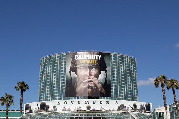 call of duty ww2 event