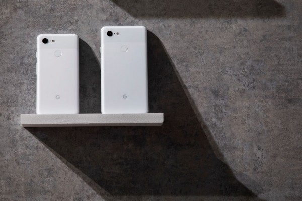 Google Launches Its New Pixel 3 Smartphone