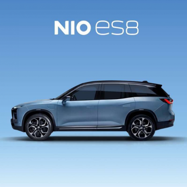 NIO's ES8 Electric SUV to Arrive in Europe: China Electric Car Company Takes on Global Deliveries