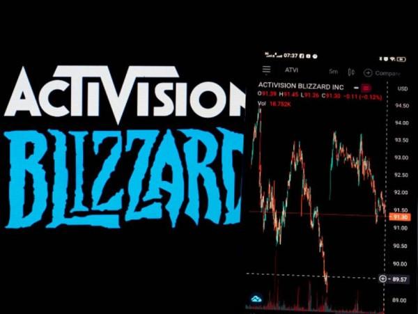 Activision blizzard stocks