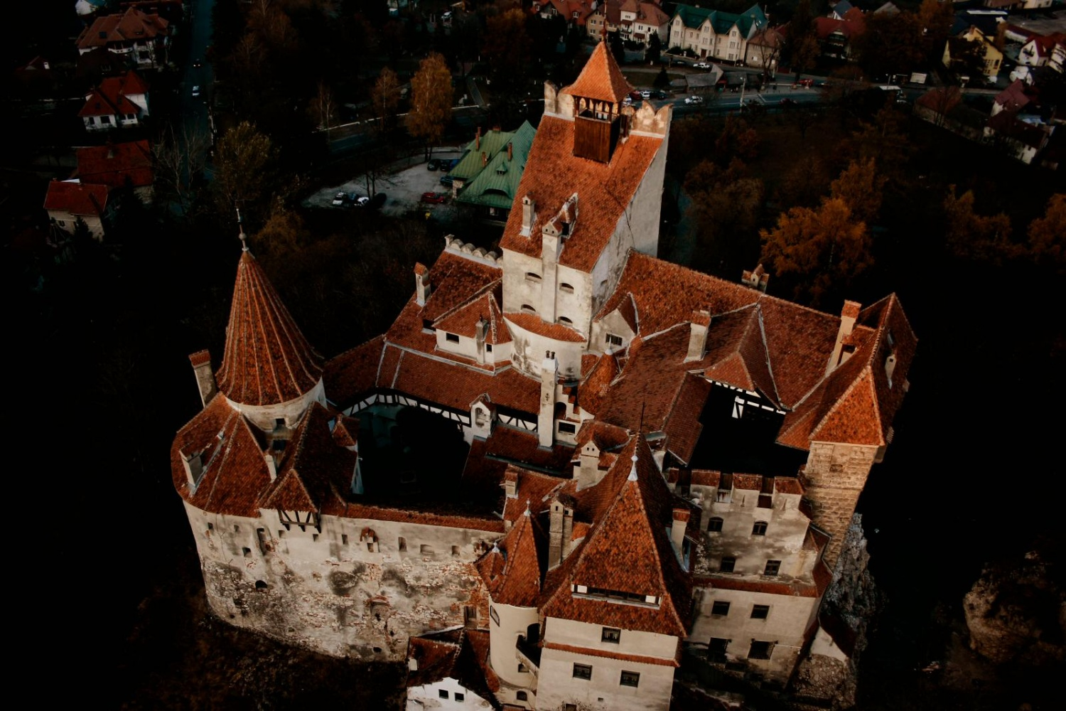 Visitors in 'Dracula Castle' in Romania Receive COVID-19 Vaccine Instead of Vampire Bites in an Effort to Boost Vaccination Drive