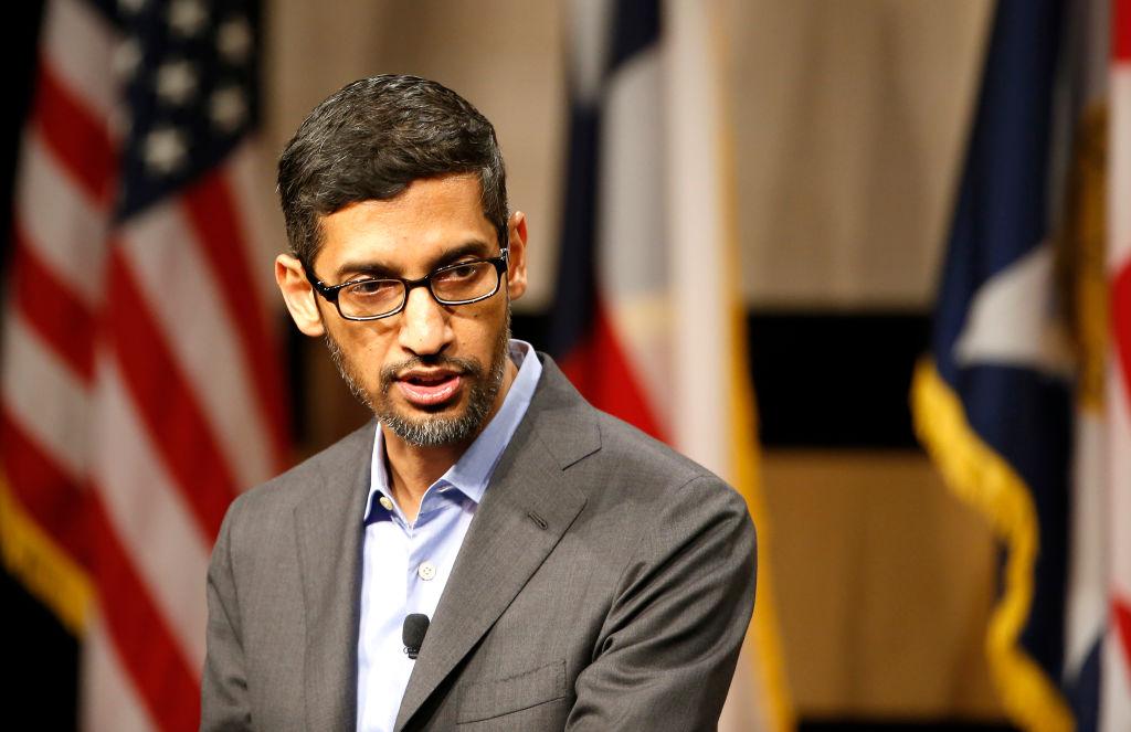 Sundar Pichai and Google's Q1 2021 Earnings
