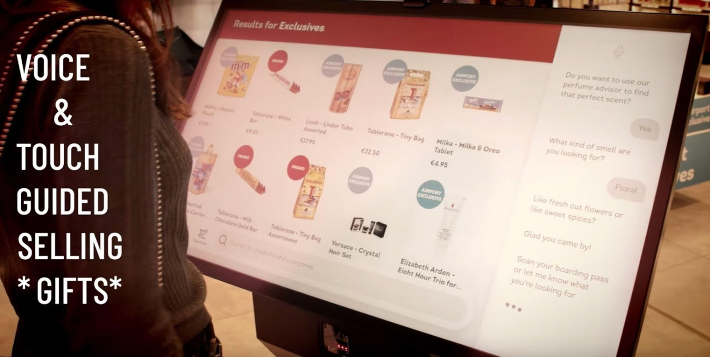 Ombori Reveals Benefits of Airport Virtual Assistants