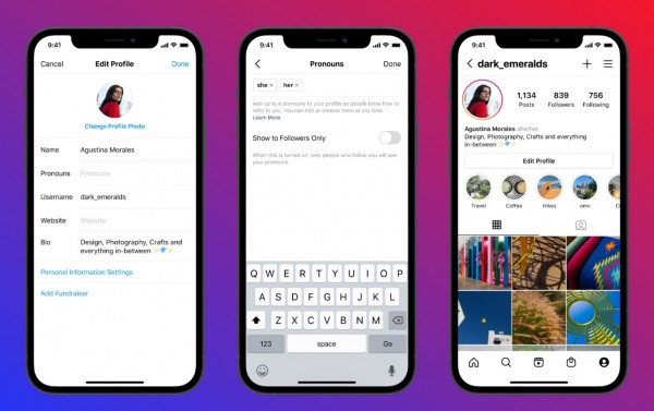Instagram Launches Pronouns' Feature For Users' Preference: How to Add Them in Your Profile?