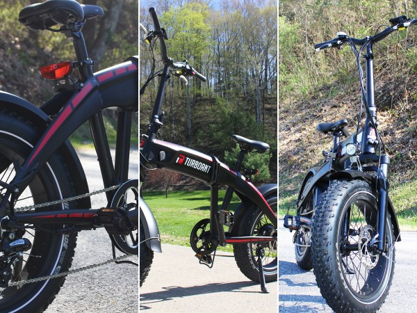 Turboant Swift S1 Electric Bike: The Rugged, Nimble, and Nifty Foldie for All Zero-Emission Transportation Needs