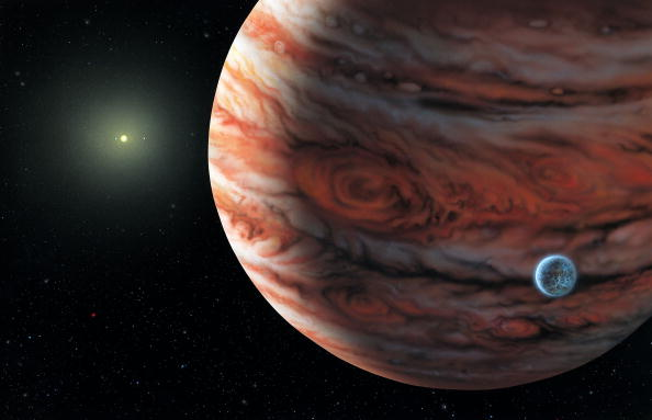 NASA Hubble Space Telescope Reveals Some Scary Versions of Jupiter's Atmosphere