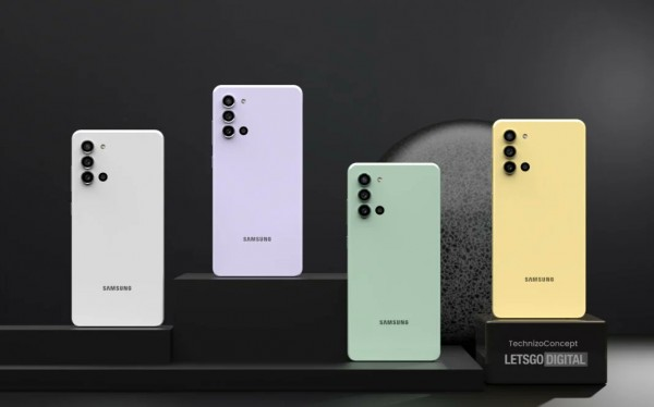 Samsung Galaxy A22 5G, A22 4G Specs to Arrive in 4 Color Options: Full Specs Unveiled