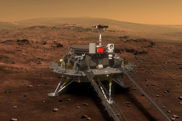 China's Tianwen-1 Mission Prepares for Mars Touchdown on May 14: How Will it Endure the 'Seven Minutes of Terror?'
