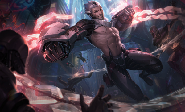 'League of Legends Patch 11.11's Details: Best Late Game Heroes, Champ Balances, and More