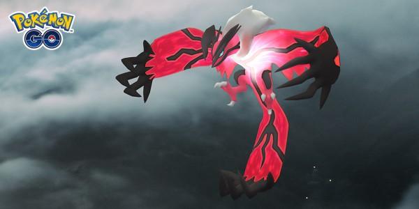 Pokemon Go Luminous Legends Event Yveltal Raid