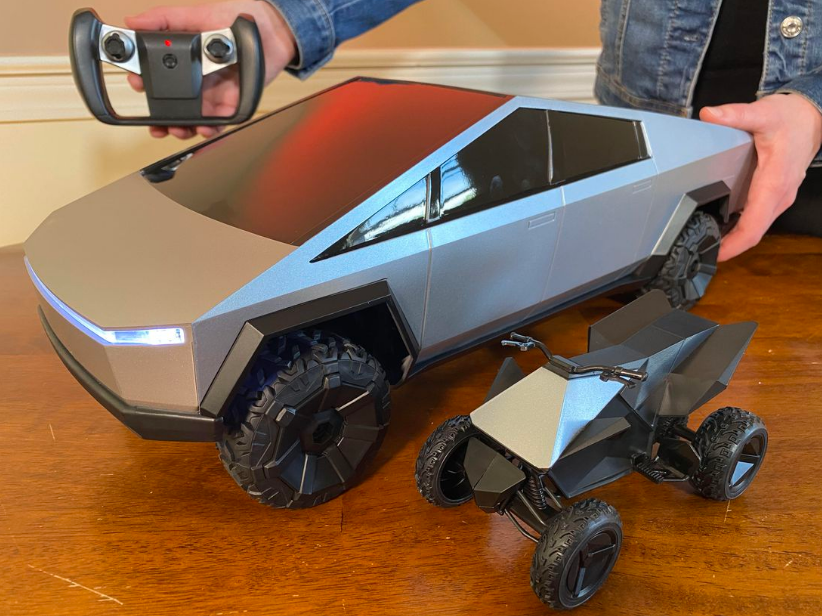 This Tiny Cybertruck is Cheap But You Can't Drive It: Here are Mattel's Hot Wheels Version's Details