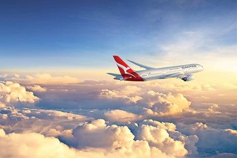 Qantas B787 Dreamline