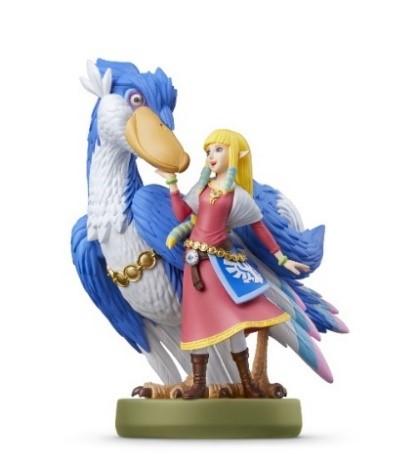 Zelda Loftwing amiibo Figure