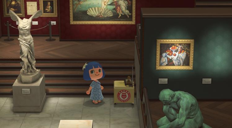 Animal Crossing International Museum Day Stamp Rally