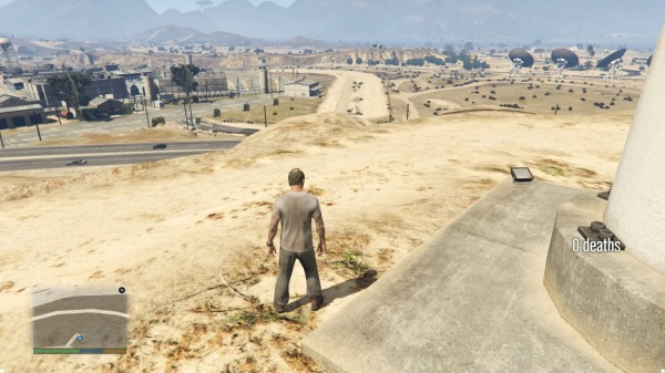 Rare 'GTA 5' Player Completes 'No Damage' Run in Nine Hours--He Has Only 1 HP Throughout His Gameplay!