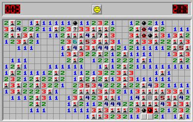 Microsoft Minesweeper TikTok Viral Video