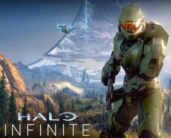 E3 2021 halo infinite